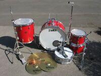Vintage Tama Swingstar Drum Kit