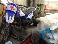 Pw50 650$ all new parts
