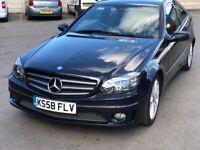 Mercedes-Benz, CLC, Coupe, 2008, Semi-Auto, 2148 (cc), 3 doors