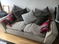 Laura Ashley sofa-super comfy £40