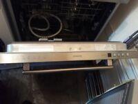 Kenwood Dishwasher Freestanding Stainless Steel