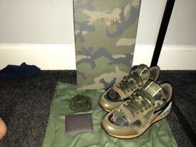 Valentino sneaker Army Green