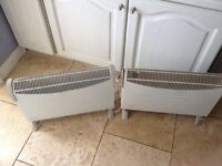 2 Electric convector heaters