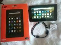 "Amazon Kindle Fire 7"" Wifi 16GB Tablet with KODI XMBC - eReader Notebook HD Screen Car Monitor"