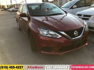 2016 Nissan Sentra 1.8 SV | ONE OWNER | CAM | HEATED SEATS