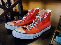 Size 10.5 Converse Hi-tops