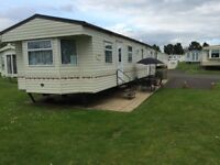 LUXURY CARAVAN FOR HIRE AT HAVEN SETON SANDS