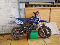 Kids motorbike 50cc