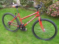 Ladies Apollo bike,