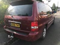 2006 KIA SEDONA 3.0 LE DIESEL AUTOMATIC 7 SEATER - GOOD HISTORY - DRIVES SPOT ON