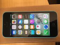 iPhone 5C 02 / Giffgaff 16GB Blue Good condition
