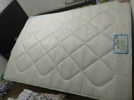Brand New condition Double Bed frame and mattress