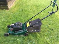 FOR SALE HAYTER 41 PETROL LAWNMOWER