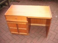 NATHAN RETRO TEAK TELEPHONE TABLE