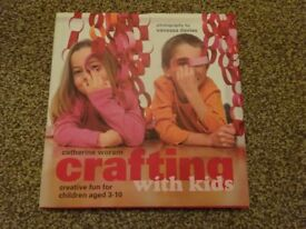 Kids craft and rainy day activity books