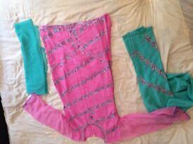 Asian suit punjabi indian dress Pyjami set