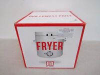 Argos Deep fat Fryer, tested working and boxed.