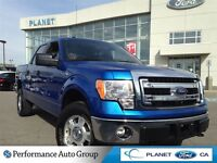 2014 Ford F-150 XLT 4X4 CLEAN CARPROOF ONE OWNER