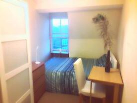 Nice good size room with double bed in Chiswick