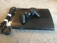 PlayStation ps3 slim console 500gb