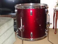 Used percussion drums for sale in worcestershire gumtree for 18 inch floor tom for sale