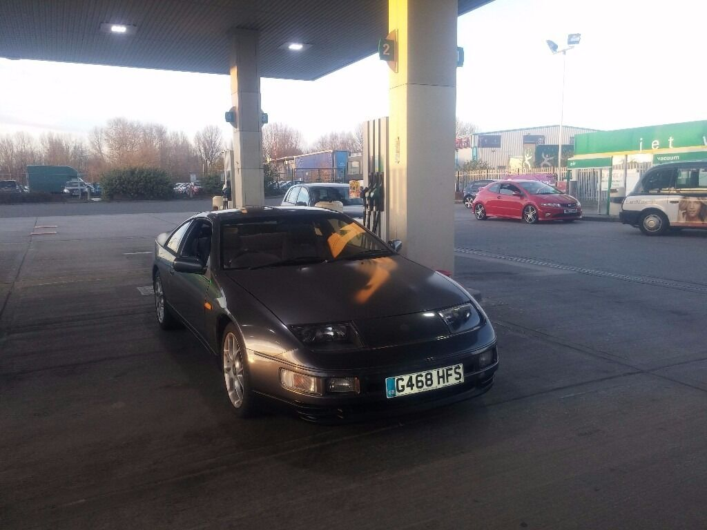 Nissan 300zx Twin Turbo Stage 3 Remapped 400bhp Japan Import Jdm Z31 Fuel Filter