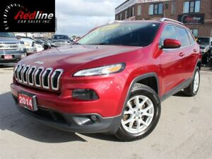 2014 Jeep Cherokee North 4X4 AccidentFree Camera-Bluetooth