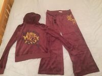BRAND NEW JUICY COUTURE TRACKSUIT SIZE L