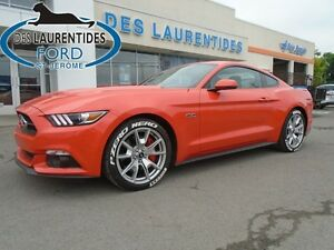 2015 Ford Mustang GT Pack  50e anniversaire