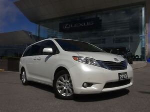 2011 Toyota Sienna Limited Navi Back Up Cam Leather Sunroof