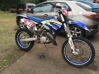Husaberg te125 Enduro bike,not ktm