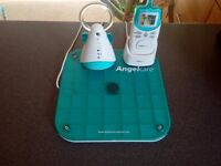 Angelcare Movement and Sound Baby Monitor - without the box