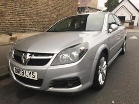 2008 Vauxhall Vectra Automatic 1.9 CDTi 150 Auto 5 Door Hatchback