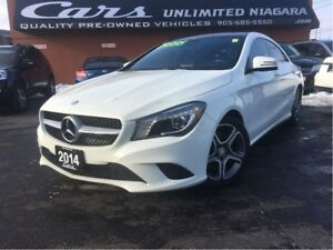 2014 Mercedes-Benz CLA-Class 250 | 1 OWNER | NO ACCIDENTS | CAME