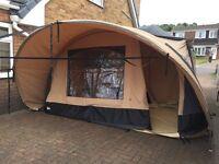 Cabanon Tabora Trailer Tent / Folding Camper