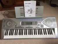 Casio CTK-691 electric keyboard