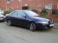 55reg Honda Accord 2.2 Diesel