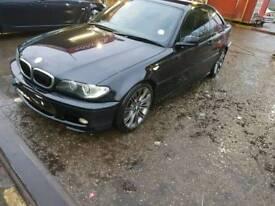 BMW 320CD M Sport Coupe e46