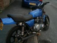 Kawasaki z500/650