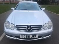 Mercedes Benz clk automatic (px welcome