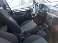 Opel/Vauxhall Meriva Left Hand Drive