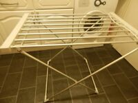 CLOTHES DRYER HORSE ELECTRIC FOLDING
