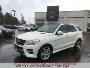 2014 Mercedes-Benz ML350 BLUETEC | NAV | 360 CAM | LANE DEP.
