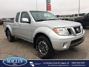 2014 Nissan Frontier PRO-4X, Bluetooth, Backup Camera