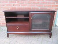 STAG MINSTREL ENTERTAINMENT UNIT/CABINET - TV STAND