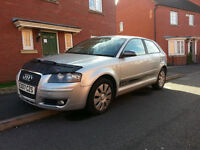 2007 AUDI A3 1.6 PETR0L AUTO 6 SPEED S-TRONIC SPECIAL EDITION