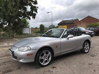 2004 04 Mazda MX-5 1.8 Sport 2 Door Roadster