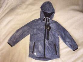 Brand New Next Jacket, shower resistant 104cm, 4yrs