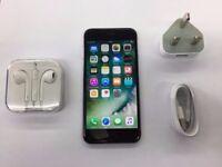 IPHONE 6 BLACK - VISIT MY SHOP. - UNLOCKED - 64 GB/ GRADE B - WARRANTY + RECEIPT