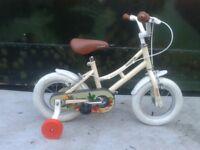 New Elswick Freedom Girls Traditional 12 inch Heritage Bike - RRP £135